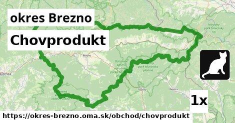 ilustračný obrázok k Chovprodukt, okres Brezno