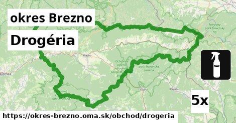 ilustračný obrázok k Drogéria, okres Brezno