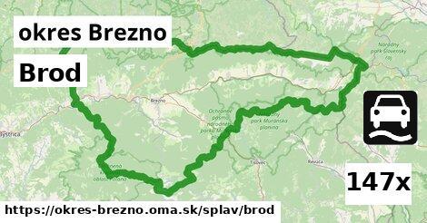ilustračný obrázok k Brod, okres Brezno