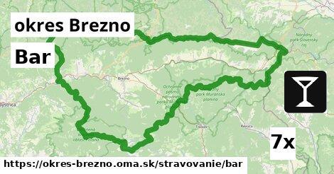 Bar, okres Brezno