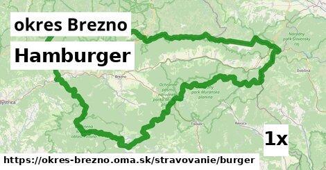 Hamburger, okres Brezno