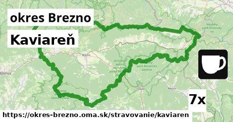 ilustračný obrázok k Kaviareň, okres Brezno