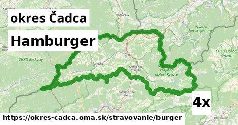 ilustračný obrázok k Hamburger, okres Čadca