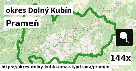 ilustračný obrázok k Prameň, okres Dolný Kubín