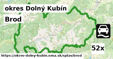 ilustračný obrázok k Brod, okres Dolný Kubín