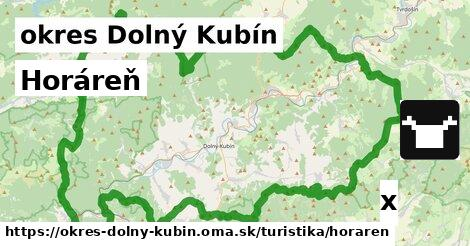 ilustračný obrázok k Horáreň, okres Dolný Kubín