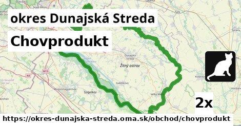 Chovprodukt, okres Dunajská Streda