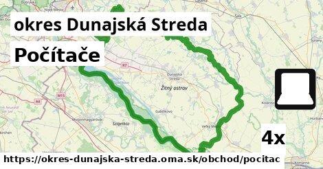 Počítače, okres Dunajská Streda