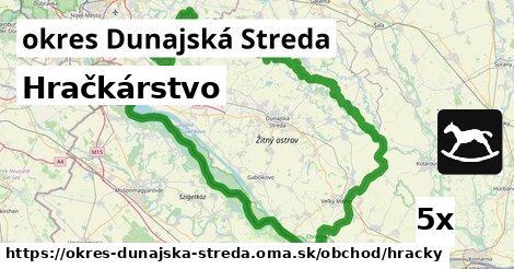 ilustračný obrázok k Hračkárstvo, okres Dunajská Streda