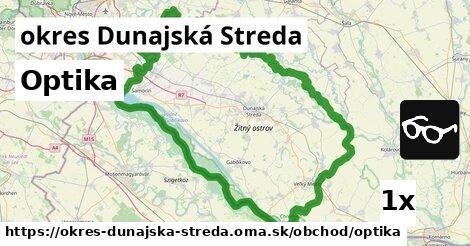 ilustračný obrázok k Optika, okres Dunajská Streda
