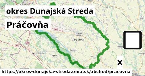 ilustračný obrázok k Práčovňa, okres Dunajská Streda