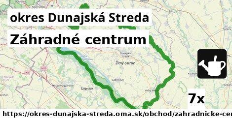 ilustračný obrázok k Záhradné centrum, okres Dunajská Streda