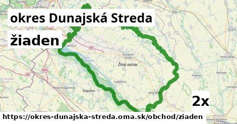 ilustračný obrázok k žiaden, okres Dunajská Streda