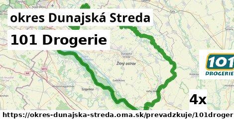 ilustračný obrázok k 101 Drogerie, okres Dunajská Streda