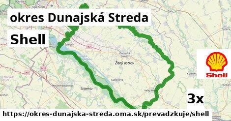 ilustračný obrázok k Shell, okres Dunajská Streda