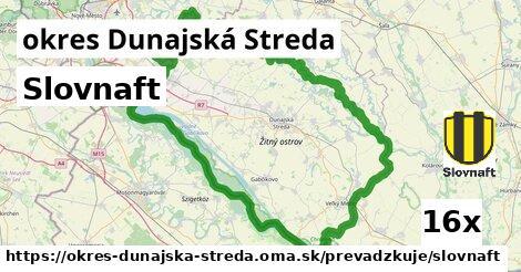 ilustračný obrázok k Slovnaft, okres Dunajská Streda