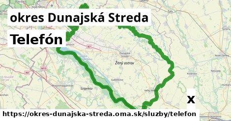 ilustračný obrázok k Telefón, okres Dunajská Streda