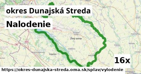 ilustračný obrázok k Nalodenie, okres Dunajská Streda