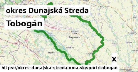 ilustračný obrázok k Tobogán, okres Dunajská Streda