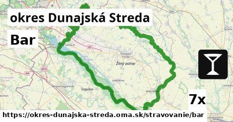 ilustračný obrázok k Bar, okres Dunajská Streda