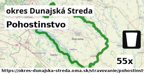pohostinstvo v okres Dunajská Streda