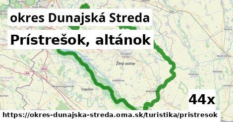 ilustračný obrázok k Prístrešok, altánok, okres Dunajská Streda