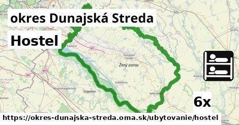 hostel v okres Dunajská Streda