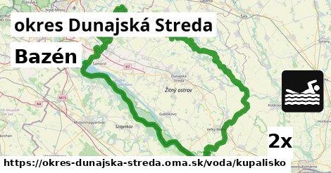 ilustračný obrázok k Kúpalisko, okres Dunajská Streda