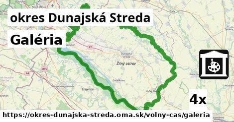 ilustračný obrázok k Galéria, okres Dunajská Streda