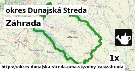 ilustračný obrázok k Záhrada, okres Dunajská Streda