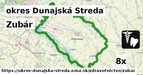 ilustračný obrázok k Zubár, okres Dunajská Streda