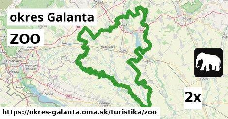 ZOO v okres Galanta