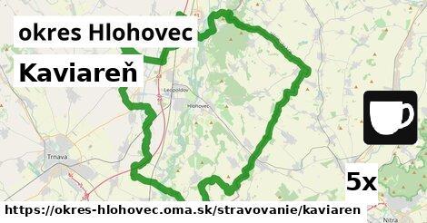 ilustračný obrázok k Kaviareň, okres Hlohovec