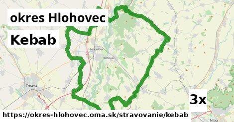 ilustračný obrázok k Kebab, okres Hlohovec