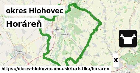 ilustračný obrázok k Horáreň, okres Hlohovec