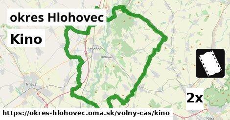 ilustračný obrázok k Kino, okres Hlohovec