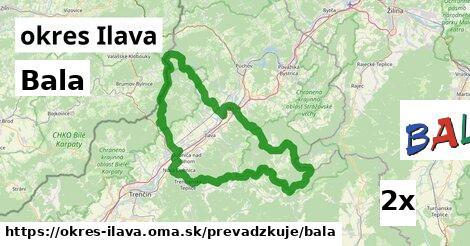 ilustračný obrázok k Bala, okres Ilava