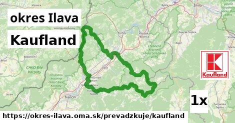 ilustračný obrázok k Kaufland, okres Ilava
