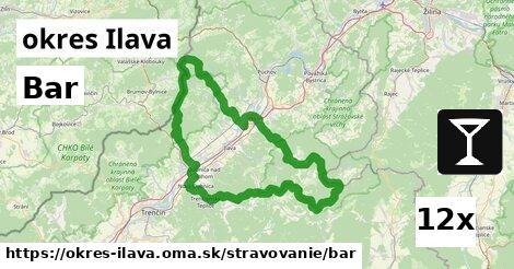 ilustračný obrázok k Bar, okres Ilava