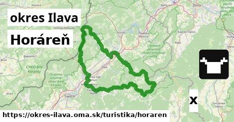 ilustračný obrázok k Horáreň, okres Ilava