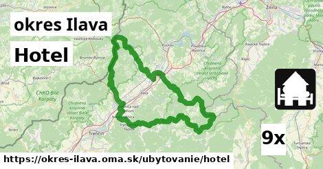 hotel v okres Ilava