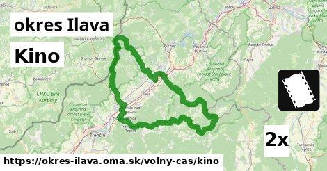 ilustračný obrázok k Kino, okres Ilava