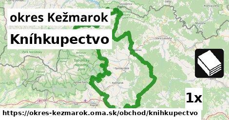 ilustračný obrázok k Kníhkupectvo, okres Kežmarok