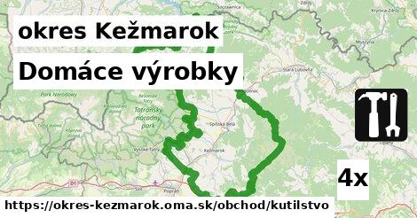 ilustračný obrázok k Domáce výrobky, okres Kežmarok