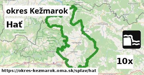 hať v okres Kežmarok