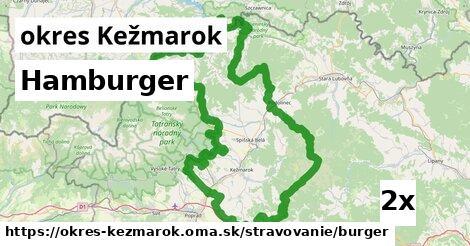 ilustračný obrázok k Hamburger, okres Kežmarok
