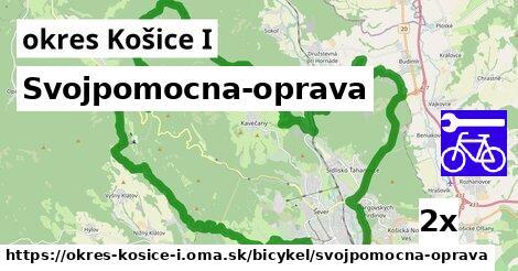 svojpomocna-oprava v okres Košice I