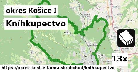 kníhkupectvo v okres Košice I