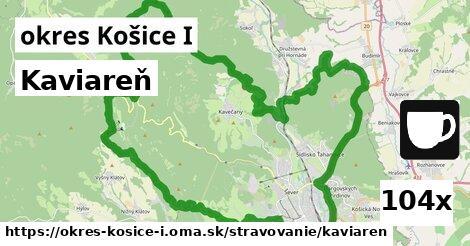 kaviareň v okres Košice I