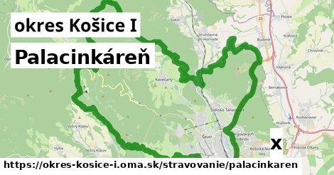 palacinkáreň v okres Košice I